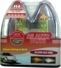 Автомобильная галогенная лампа H4 12V 60/55W P43t