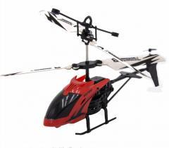 Вертолет радиоуправляемый NX726 Красный (n-567)