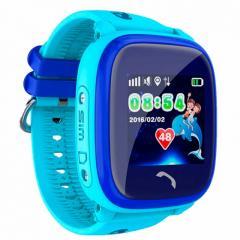 Детские GPS часы-телефон DF25 (WIFI Edition)