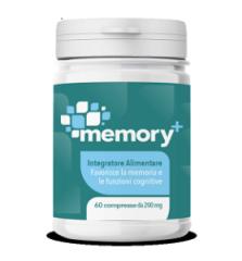 Memory Plus (Мемори Плас) - капсулы для улучшения памяти и мозговой активности