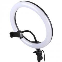 Кольцевая светодиодная лампа UKC LED Ring 26см