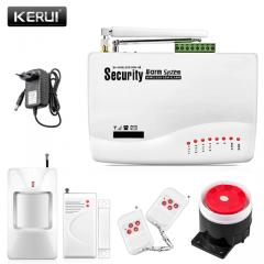 Комплект сигнализации GSM Alarm System G10A