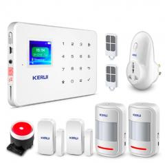 Комплект сигнализации Kerui G18 plus с умной