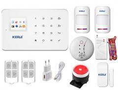 Комплект сигнализации Kerui G18 spec для...
