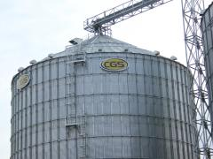 Granaries of CGS (USA), silos