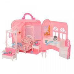 Мебель для кукол My fancy life Спальня (9988)