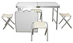 Набор мебели Good Idea аллюминиевый для пикника 4