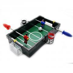 Настольная игра с рюмками: футбол Duke 39х23х10 см