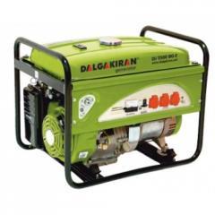 Бензиновый генератор Dalgakiran DJ 8000 BG-E 8 кВт