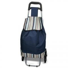 Сумка на колесиках Supretto со складным стулом