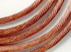 Провода для щеток электрических машин ПЩ от