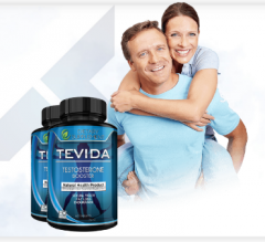Tevida Testosterone (Тевида Тестостерон) - капсулы для роста мышечной массы