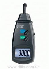 Портативный контактный тахометр DT2235A