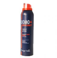 Энергетический мужской дезодорант для тела с