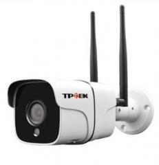 Наружная IP Видеокамера TPtek 2 МП белый
