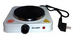 Плита электрическая Atlanfa AT-1755A 1000W Белый