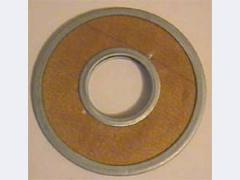Oil filter of rough purification of oil 155-014