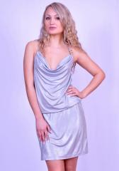 Платье Miss Sixty с перламутровым отливом B10032