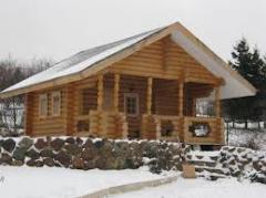 Коттеджи деревянные, дома дачные,