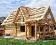 Дома срубы деревянные, коттеджи, дачные домики, беседки деревянные, строим под заказ Ивано-Франковск