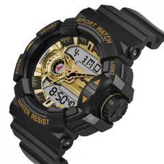 Sanda 599 Black-Gold