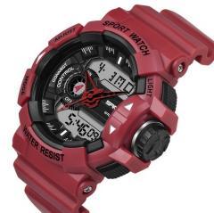 Sanda 599 Red-Black