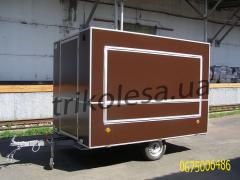 Booth on wheels Ukraine