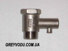 Предохранительный клапан MS 000100 без триггера,