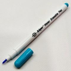 Исчезающий (водорастворимый) маркерAdger для ткани, голубой (657-Л-0741)