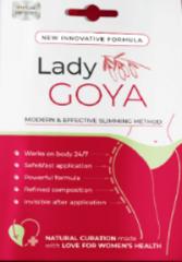 Lady Goya (Леди Гоя) - крем для похудения