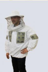 Одежда для пчеловода:  куртка с вентиляцией р.