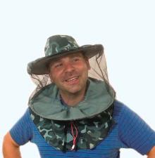 Лицевая маска пчеловода