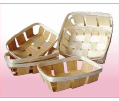 Baskets from an interline interval