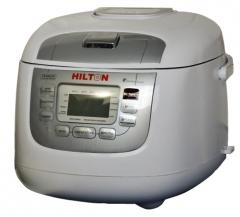 Мультиварка Hilton LC 3908 Silver