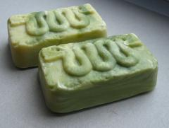 Natural children's soap of handwork Wind in