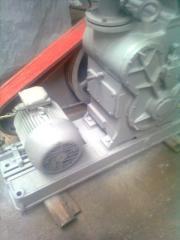Агрегаты вакуумные АВЗ-63Д