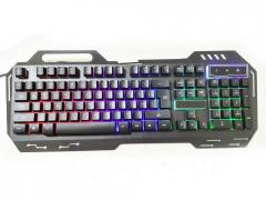 Проводная игровая клавиатура с подсветкой...