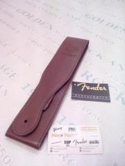 Ременнь Fender нубук фендер для электрогитары