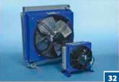 Hydraulic coolers air (hydraulic radiators –