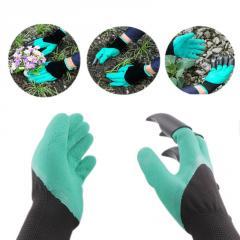 Перчатки с когтями для сада и огорода Garden...