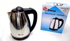 Чайник Domotec MS 5001 220V/1500W Нержавейка...