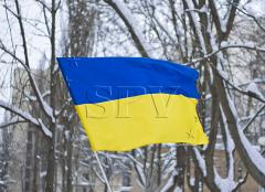 Flags from the producer. Kiev. Delivery