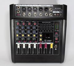 Аудио микшер Mixer BT 5200D | Микшерный пульт |