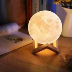 Лампа луна 3D Moon Lamp | Настольный...