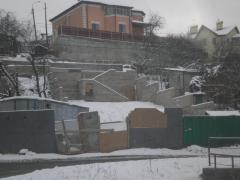 Фундаменти під швидкомонтуючі будинки