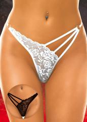 Женские стринги - String 2271,  черные