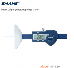 Глубиномер цифровой Shahe 0-50 мм/0,01 мм (5114-50)