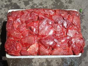 Beef block