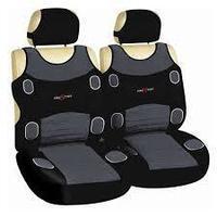 Woolen capes for car seats