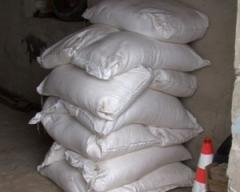 Bags are polypropylene